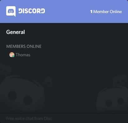 Discord Server Users