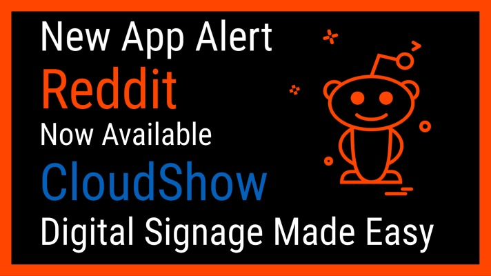 Try Reddit on CloudShow Today